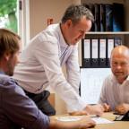 PlanEdge Floorplan drawing software design team